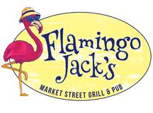 Flamingo Jack's logo 160px