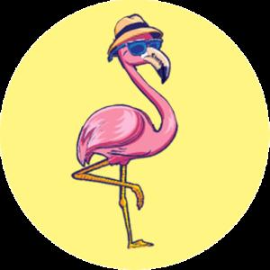 flamingo jack's icon